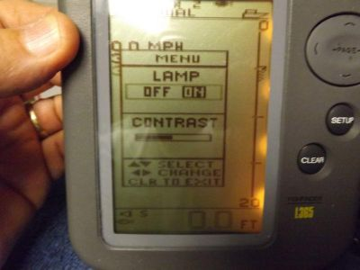 Sell Raytheon / Raymarine L-365 Fishfinder, TM 50/200 S&T transducer STK3228 motorcycle in Odessa, Florida, US, for US $295.00