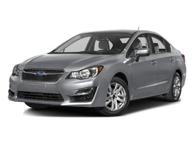 2016 Subaru Impreza 2.0i (Jasmine Green Metallic)