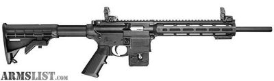 For Sale: Smith and Wesson M&P 15-22