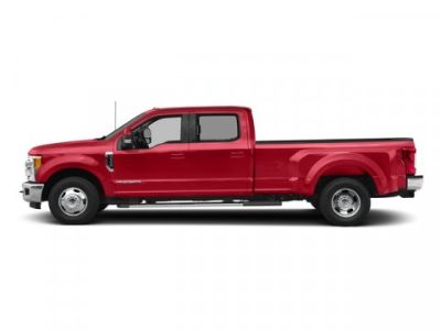 2017 Ford RSX King Ranch (Race Red)
