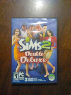 Sims 2 double deluxe pc game