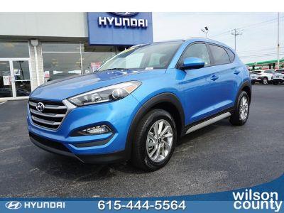 2018 Hyundai Tucson (Caribbean Blue)