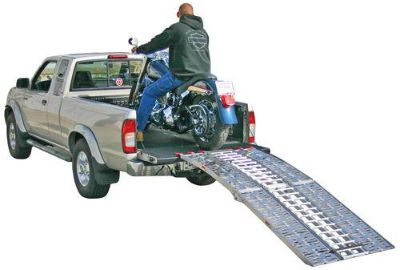 Buy NEW ARCHED ALUMINUM FOLDING MOTORCYCLE RAMP-ATV RAMPS (AF-9034-HD) motorcycle in West Bend, Wisconsin, US, for US $259.99