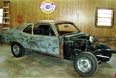 1972 Chevrolet Nova - Rolling / Roller