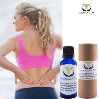 Micaela's Oil By Kinetic Massage Works