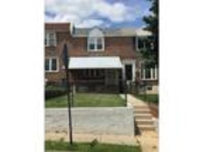 Three BR/One BA Property in Clifton Heights, PA