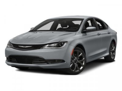 2015 Chrysler 200 S (Billet Silver Metallic Clearcoat)