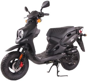 2018 Genuine Scooters Roughhouse 50 250 - 500cc Scooters Sturgeon Bay, WI
