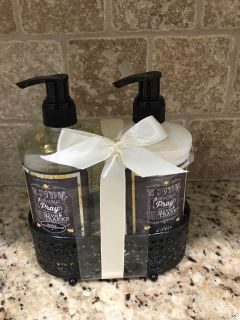 Hand Soap & Lotion