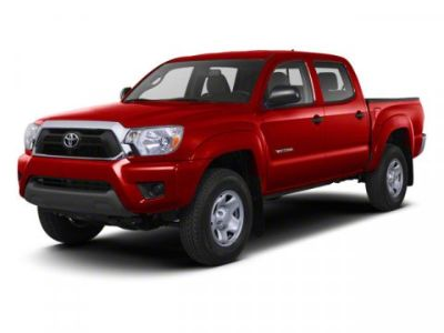 2013 Toyota Tacoma V6 (Silver Streak Metallic)