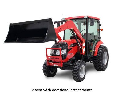 2018 Mahindra 1538 HST Cab Compact Tractors Lawn & Garden Wilkes Barre, PA