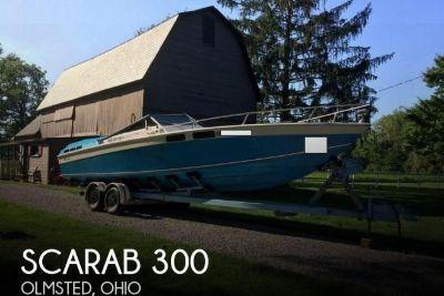 1977 Scarab 300
