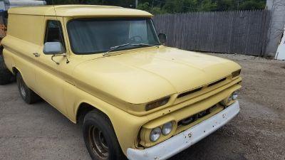 1964 GMC PB1500 Series
