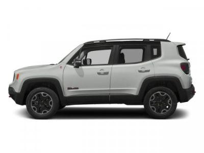 2018 Jeep Renegade Trailhawk (Alpine White)