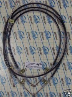 Buy Cable Set, All Factory AC 1967 1968 Camaro [26-3268] motorcycle in Fort Worth, Texas, US, for US $40.00