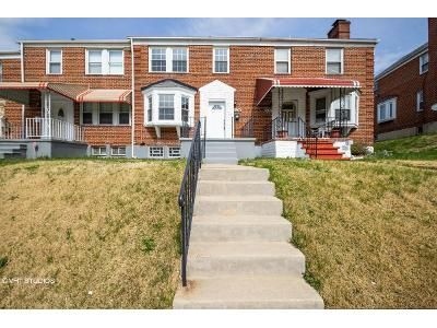 3 Bed 2 Bath Foreclosure Property in Baltimore, MD 21218 - Fernley Rd