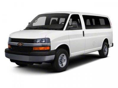 2012 Chevrolet Express 2500 LS 2500 (Summit White)