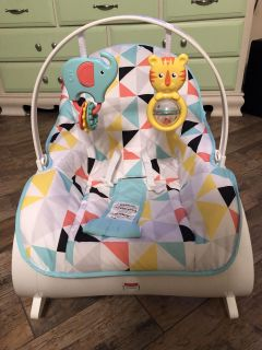 Fisher Price Infant to Toddler Chair
