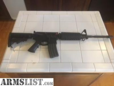 For Sale: Core 15 CXV Scout 5.56mm AR15