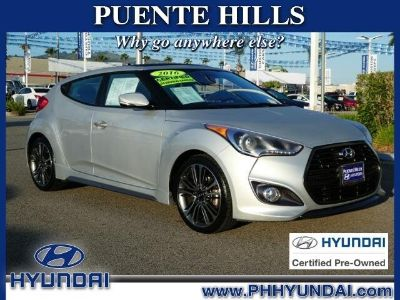 2016 Hyundai Integra Base (Ironman Silver)