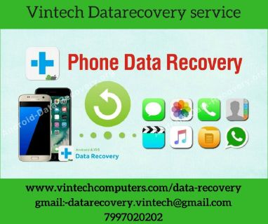 Smartphone data recovery center Nizamabad 7997020202