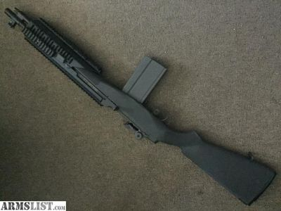 For Sale/Trade: Springfield M1A Socom 2