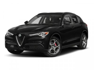 2018 Alfa Romeo Stelvio Quadrifoglio (Vulcano Black Metallic)