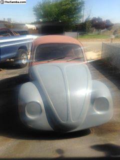 1969 VW Pro Street Turbo Bug