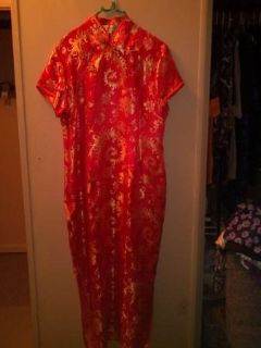 oriental dress size medium