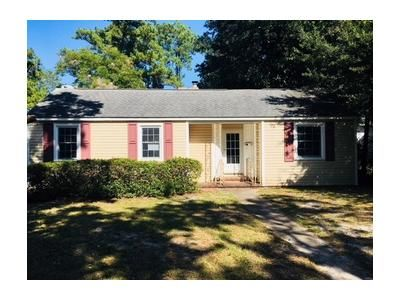3 Bed 1.1 Bath Foreclosure Property in Wilmington, NC 28405 - N 23rd St