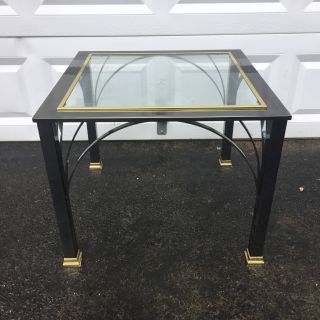 Vintage Modern End Table by Design Institute