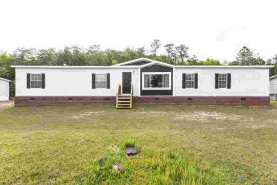 223 Cheryl Street Ludowici Four BR, Remodeled Mobile Home In