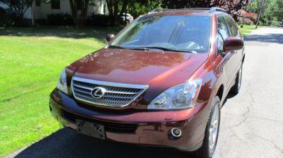 2008 Lexus RX 400 (BURGUNDY)