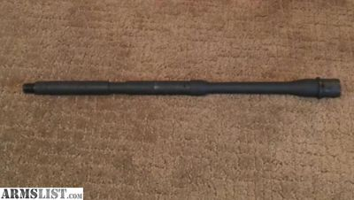 For Sale: 6.8 SPC barrel
