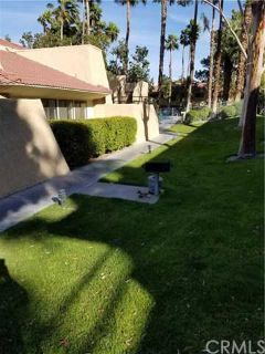 2820 N Arcadia Court #105 PALM SPRINGS One BR
