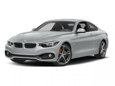 2018 BMW 4 Series 440i xDrive (Alpine White)