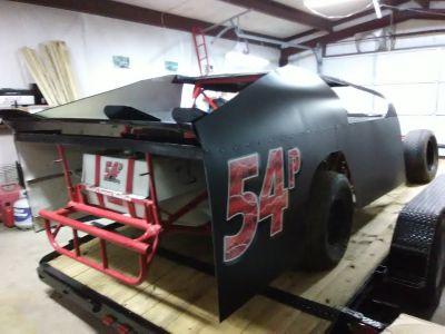 Harris Modified (Race Ready)