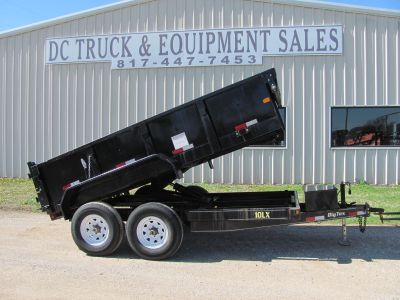 2013 Big Tex Trailers 10LX - TRL