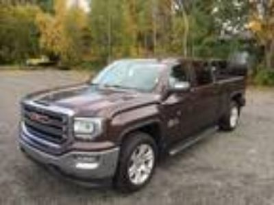 2016 GMC Sierra 1500 SLE Crew Cab KODIAK EDITION Long Box 4WD