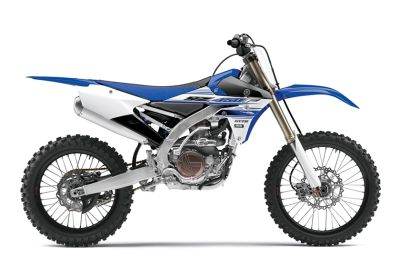 2016 Yamaha YZ450F Motocross Motorcycles Johnson City, TN