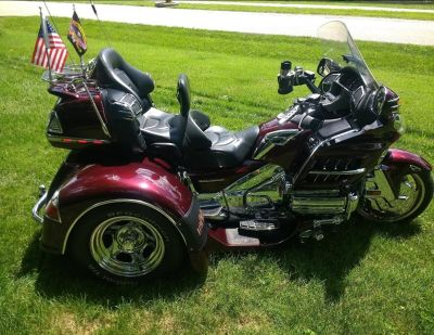 2006 Honda GOLD WING 1800 TOUR