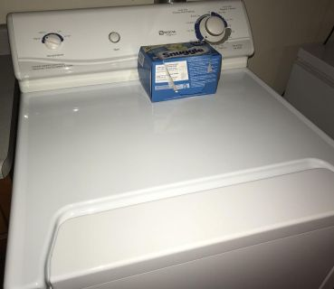 Maytag electrical oversized capacity dryer
