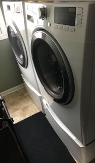 Kenmore front load washer/dryer
