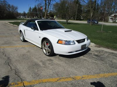 Ford Mustang GT Convertable