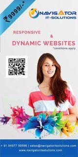 Web designing company in karamana - Navigator it solutions