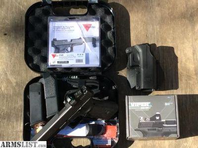 For Sale: Glock gen4 40 MOS 10mm W/Extras