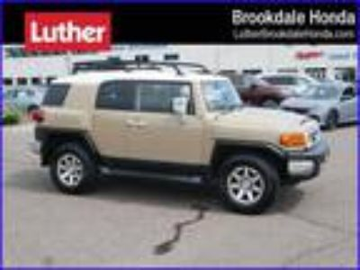 used 2014 Toyota FJ Cruiser for sale.