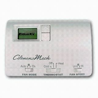 Coleman Mach 12v 6-wire Digital Thermostat 83303362 for RV's