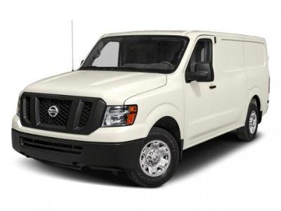 2018 Nissan NV Cargo 1500 S (Glacier)