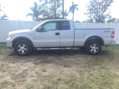 2005 Ford F150 Super Cab FX4 Pickup 4D 5 1/2 ft